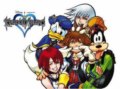 Kingdom Heart!!!! <3 <3