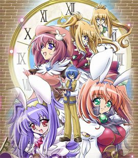 Manga: Kagihime Monogatari Eikyuu Alice Rondo