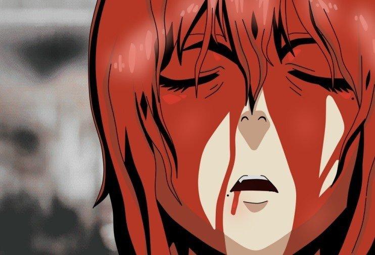 """"""" Je jure sur dieu de laver l'âme de tout ces titans, un par un. """" -Agrippa ; Oc Shingeki No Kyojin..  :3"""