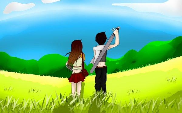 Althéa & Shiro. :D