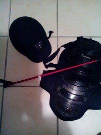 Mon matériel d'équitation