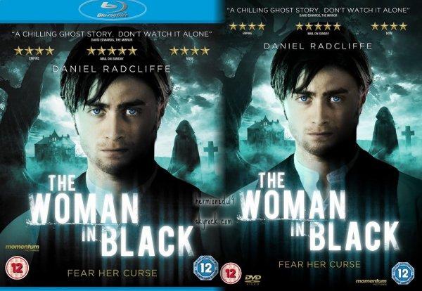DVD de La Dame En Noir