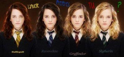Les Différentes Hermiones ^^