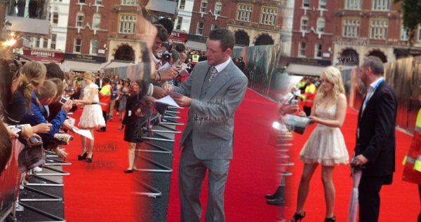 Photos de l'avant premiere a Londres (Lisez bien l'intro)