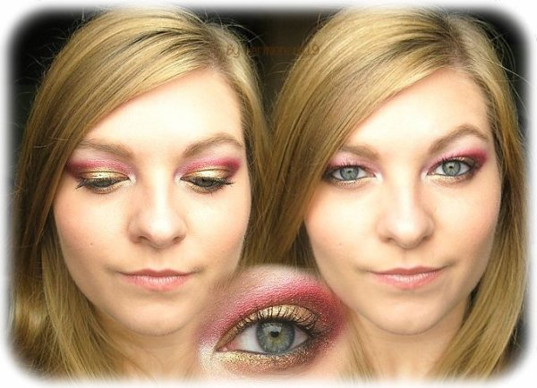 Maquillage Harry Potter <3