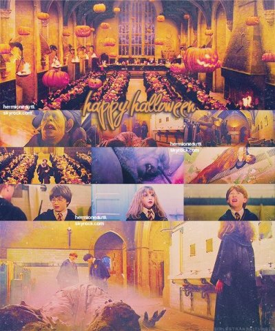 Halloween Harry Potter !