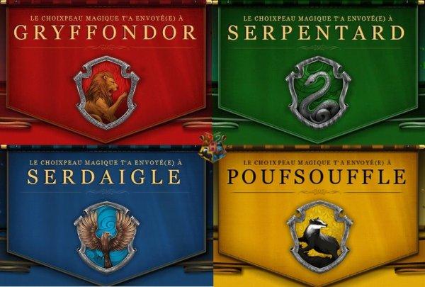 Pottermore enfin ouvert!!