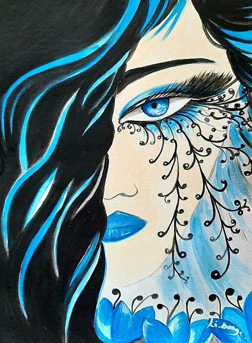 La fée Bleue