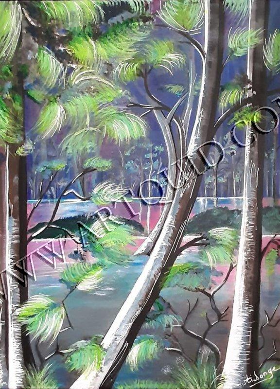 La forêt boréal