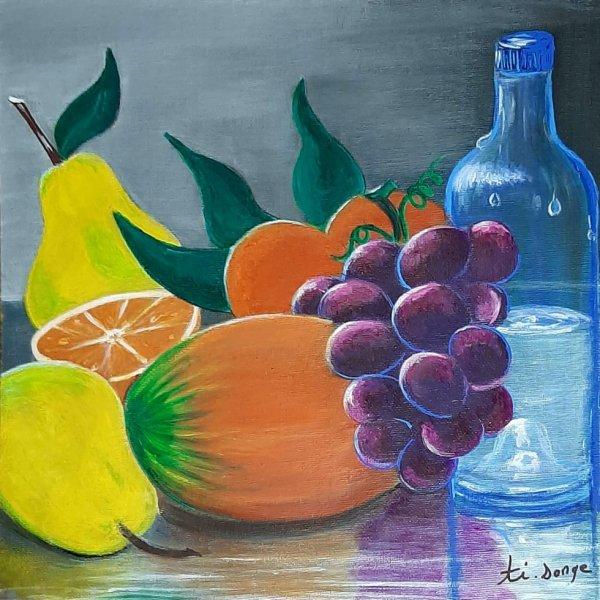 """"""" Les fruits """""""