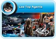 4875 - Quartier général des agents secrets avec système d'alarme