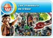 4842 - Temple du trésor avec gardiens