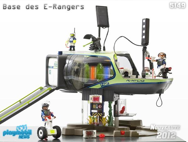 5149 - La Base des E-Rangers