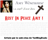 Amy Winehouse : La mort d'une diva.