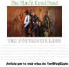 The Black Eyed Peas : The futuristic look !