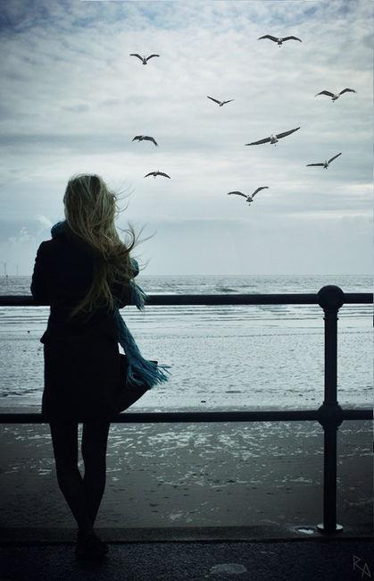 Le silence est le cri le plus fort qu'une fille puisse faire.
