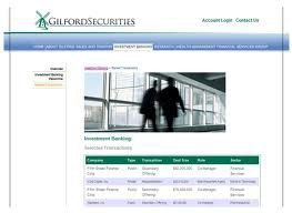 Gilford Securities Incorporated