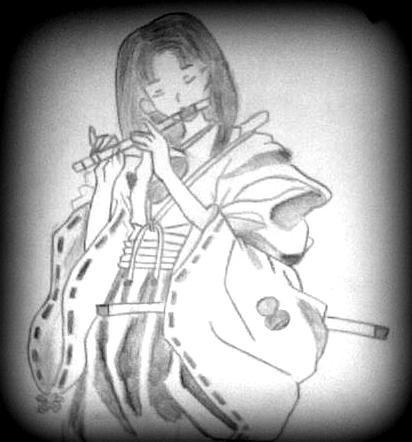 Mon dessin que j'ai fais il y a quelque temps ;)