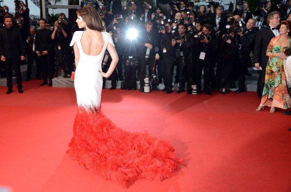 Cheryl Cole au Festival de Cannes le 20 Mai 2012