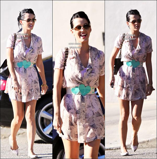 __________Flashback 17 Octobre 2009 - Katy allant à une fête privé à Hollywood Hills, Los Angeles avec son meilleur ami...