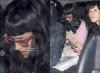 18.03.11 . Katy sort de son concert au Hammersmith Apollo de Londre. Désolé de la qualité des images. + photo promo du clip E.T