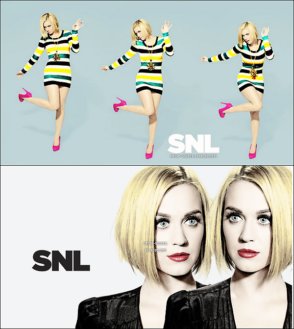Article spécial « Saturday Night Live » partie 1 - Photoshoot!