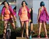13/01/12: Katy Perry a été vu à un enregistrement d'une nouvelle pub pour Addidas à Santa Barbara..