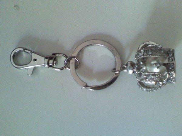 Porte - clés courone