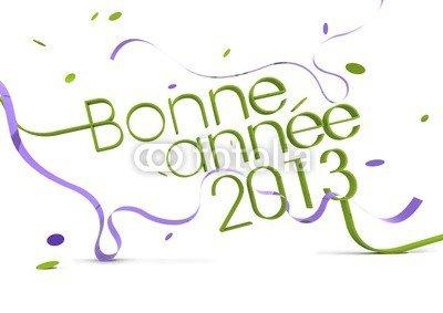 Bonne année a tous!!!