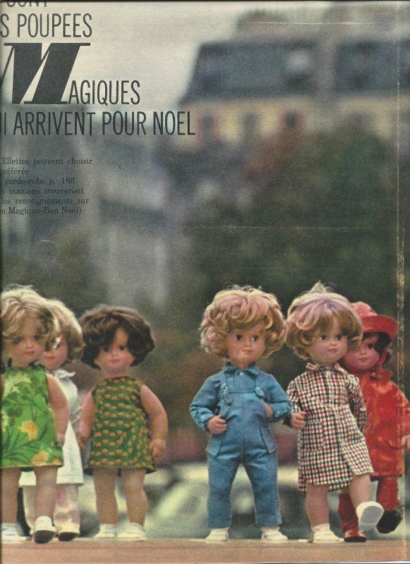 La poupée des Ellettes