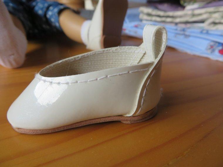 les chaussures d'origine d'Anaïs 2