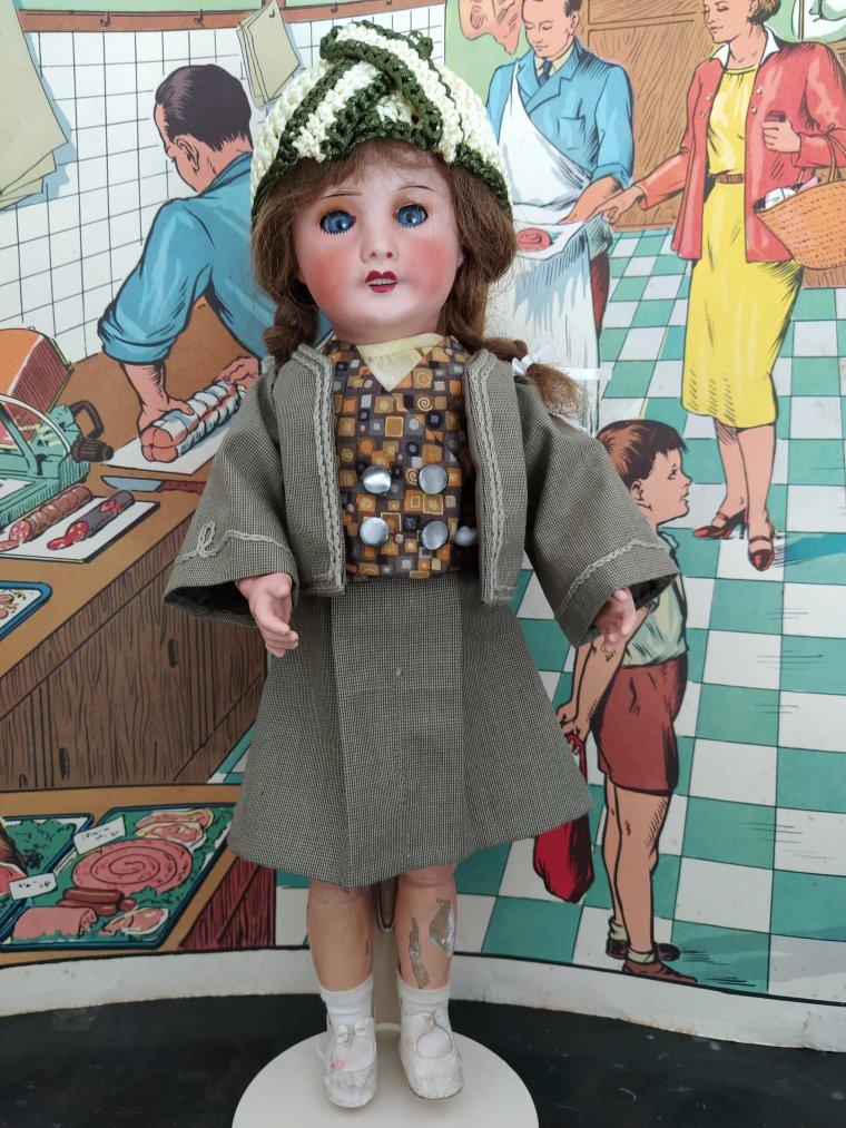 costume d'automne pour Rosette