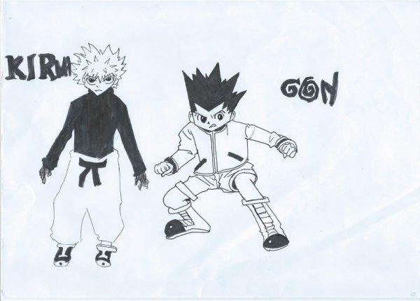 GON & Kirua