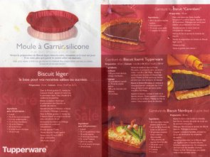 Biscuit Carambar By Tupperware