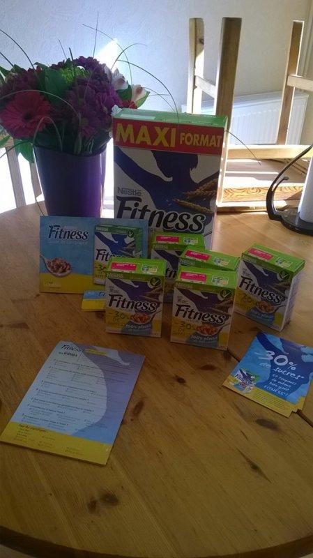 Les initiés - Campagne Fitness