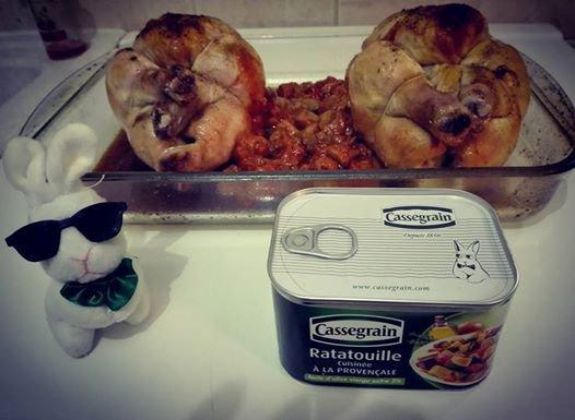 #GourmandsDeLegumes #Cassegrain #Trnd
