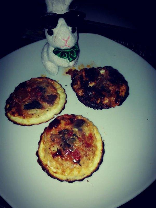 Flan de Ratatouille & parmesan by Cassegrain #Trnd