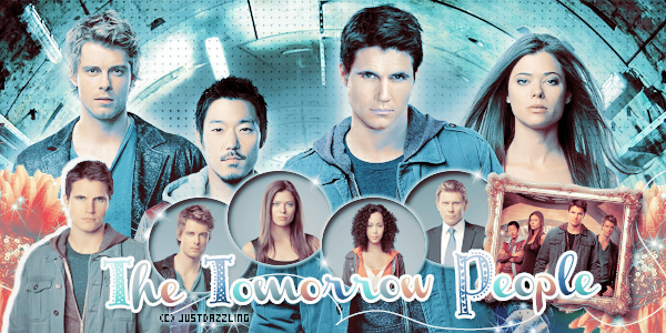 _________________________________ The Tomorrow People ___________________________créa ~ déco