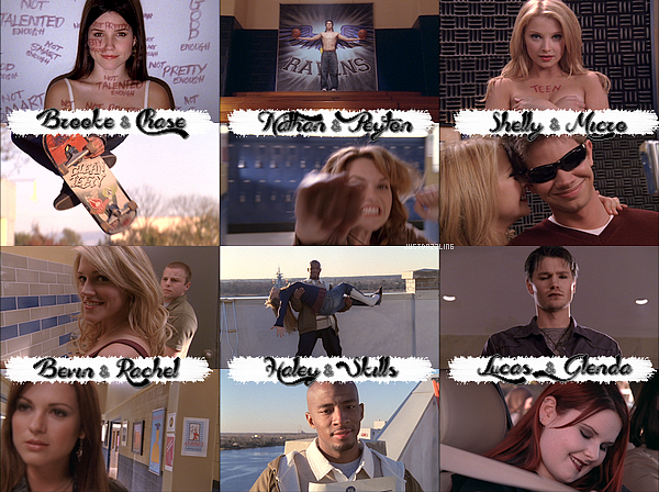________________________________ One Tree Hill : 4.13 Pictures of You _______________________créa ~ déco