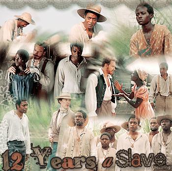 _____________________________________ 12 Years A Slave _____________________________créa ~ déco