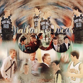 _______________________________ Lucas & Nathan (One Tree Hill) __________________________créa ~ déco