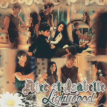 _____________________________ Alec & Isabelle Lightwood (Shadowhunters) _____________________créa ~ déco