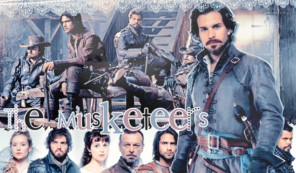 ___________________________________ The Musketeers _______________________________créa ~ déco