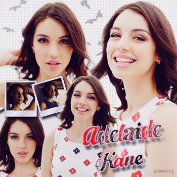 ______________________________________ Adelaide Kane ______________________________créa ~ déco