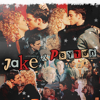 ____________________________ Jake Jagliesky & Peyton Sawyer (One Tree Hill) ___________________créa ~ déco