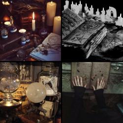 Halloween - Les personnages et leurs légendes - #2 Sorcières