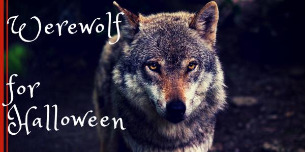 Halloween - Les personnages et leurs légendes - #3 Loup-garou