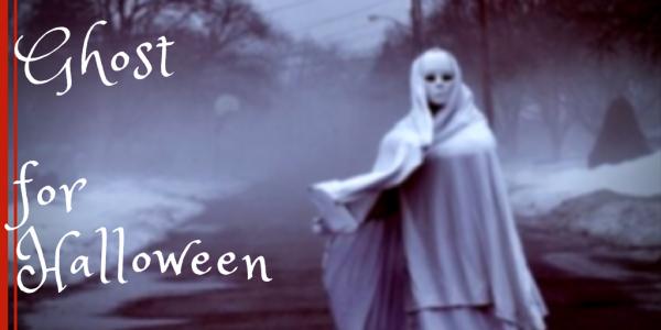 Halloween - Les personnages et leurs légendes - #4 Fantôme