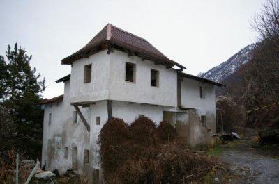 maison hantee suisse