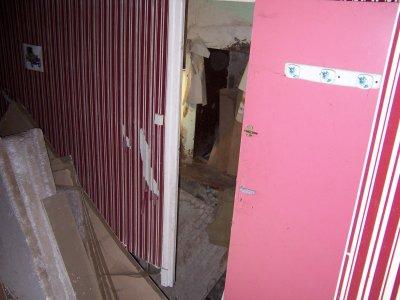 Une des maisons abandonnées de mon village (2 ème partie)